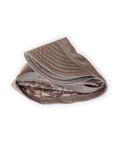 Casquette Komakai khaki pliée